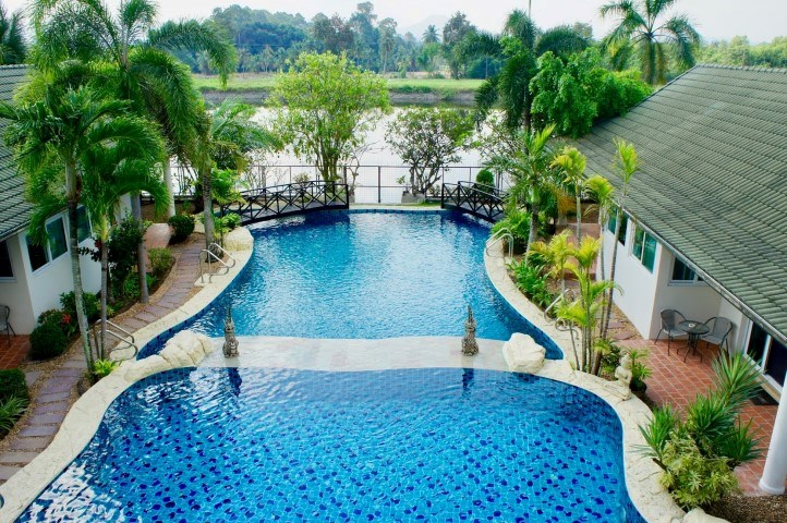 Resort for sale at Phoenix Golf Pattaya - Commercial - Jomtien East - Ban Amphur,Pattaya