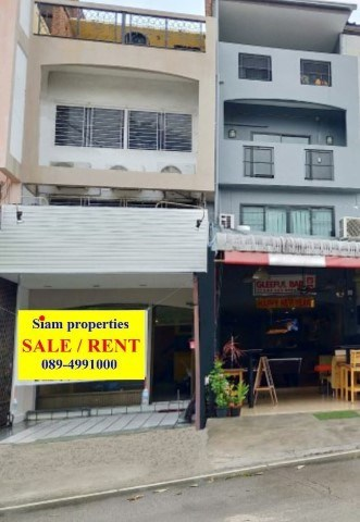 Shop house Soi Khor Pai South Pattaya - Commercial -  - Pattaya, Pattaya, Chon Buri