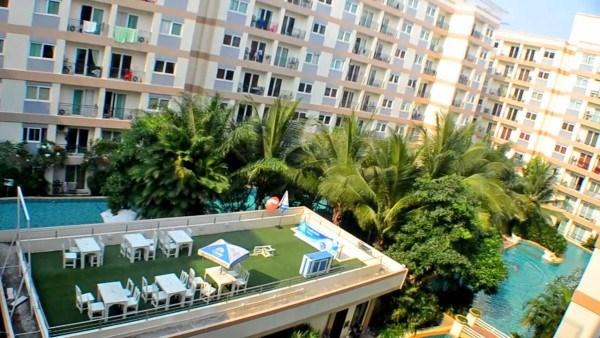 Siam Properties Pattaya Co.Ltd Park Lane Jomtien Resort Condominiums for sale in Jomtien Pattaya