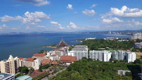 Siam Properties Co.Ltd. wong amat garden Condominiums to rent in Naklua Pattaya