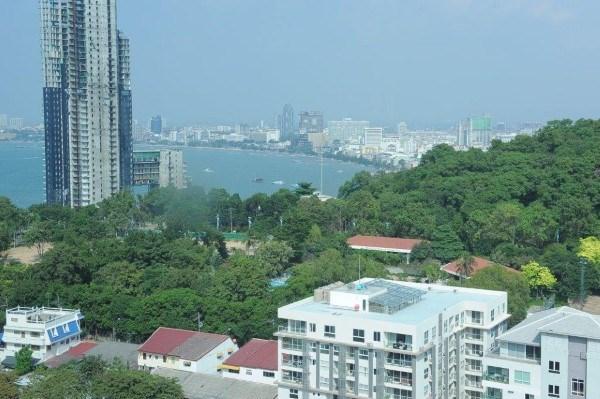 Siam Properties Co.Ltd. the cliff condo  for sale in Pratumnak Pattaya