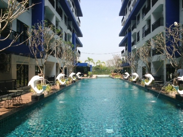 Siam Properties Pattaya Co.Ltd The Blue Residence Condominiums for sale in South Pattaya Pattaya