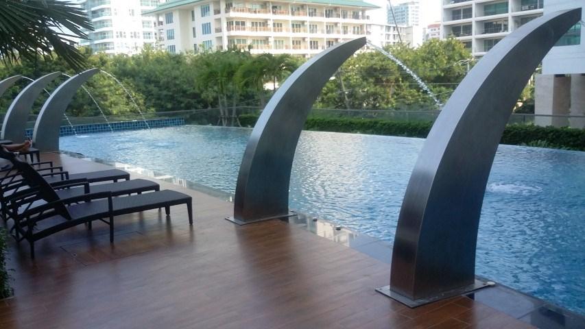 Siam Properties Co.Ltd. The Peak Towers Condominiums for sale in Pratumnak Pattaya
