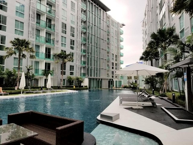 pic-1-Siam Properties Co.Ltd. City Center Residence Condominiums to rent in Central Pattaya Pattaya