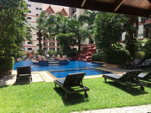 Siam Properties Pattaya Co.Ltd Nova Mirage Condominiums to rent in Wong Amat Pattaya