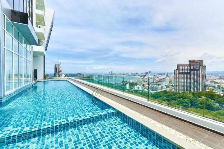 Siam Properties Pattaya Co.Ltd Vision Pratumnak Hill Condominiums for sale in Pratumnak Pattaya