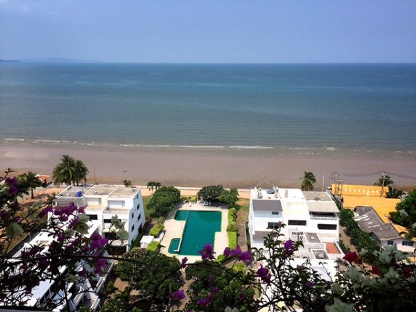 Beachfront Duplex Penthouse - คอนโด - Na Jomtien - Na Jomtien, Na Chom Thian, Chon Buri