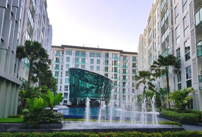 City Center Residence - Condominium - Pattaya - Pattaya, Pattaya, Chon buri