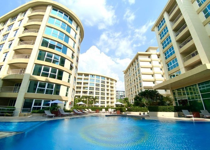City Garden Pattaya Condominium  - Condominium - Pattaya City - Pattaya City