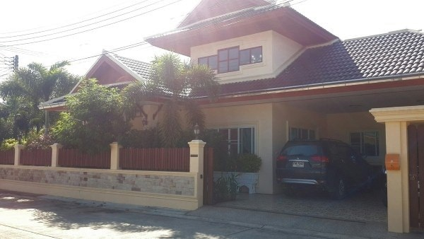 Rose Land and House - House - Pattaya East - Pattaya East