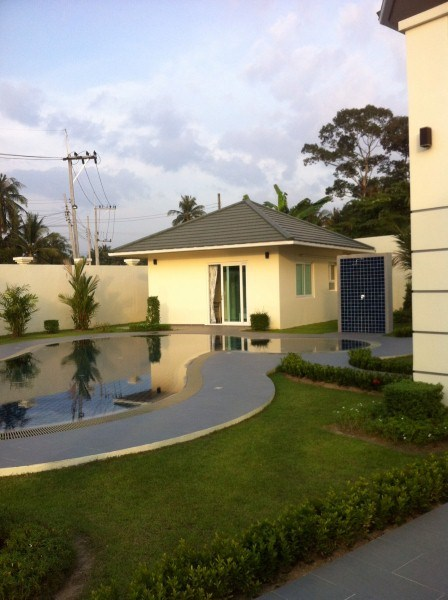 Green field 5 house for rent at East Pattaya - House - Pattaya East - Pattaya East
