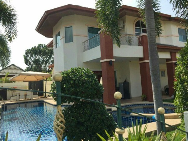 Green Field 1 house for rent at East Pattaya - House - Pattaya East - Pattaya East
