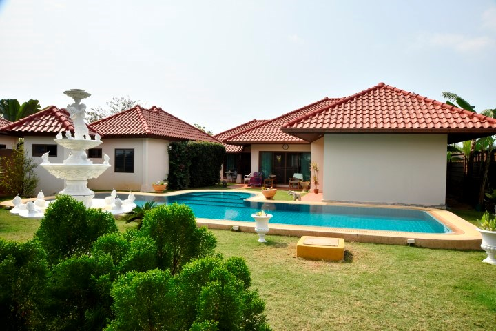 ฺBaan Balina Village House for sale in Pattaya  - House - Pattaya East - Huai Yai,Pattaya