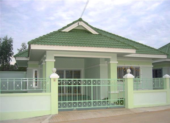 Brand new House for Rent - House - Pattaya East - Nongplalai