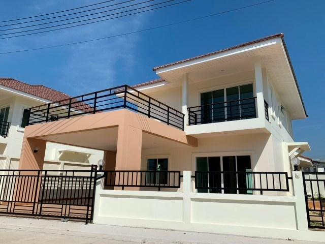 Flower Park Villa 2 Family Home for sale Pattaya - House - Pattaya East - East Pattaya