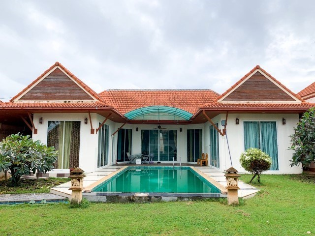 AD.House Villa Pattaya - House - Pattaya East - Khao Talo