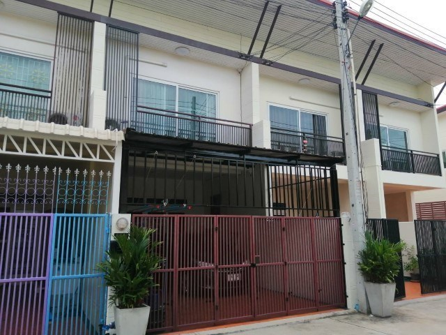 The Star Town Home Village for sale Pattaya - Town House - Pattaya East - Pattaya East, Pattaya, Chonburi