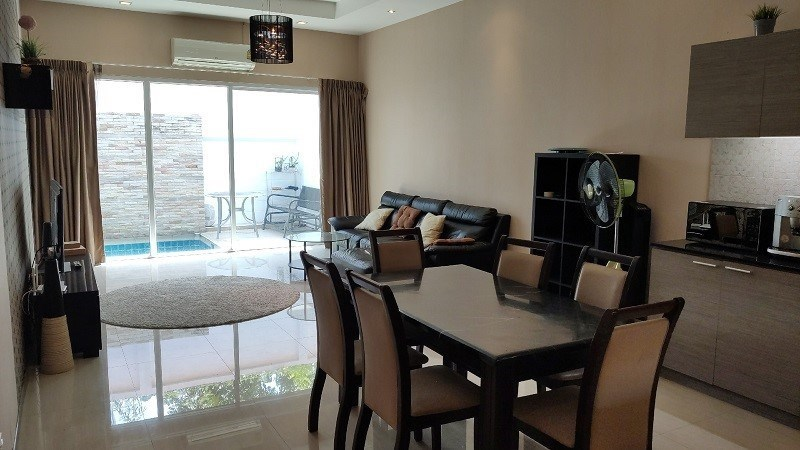 The Ville Jomtien Pattaya house for sale - House - Jomtien East - Jomtien East
