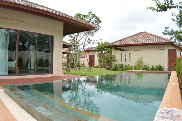 Baan Balina Village for rent Huay Yai Jomtien Pattaya  - House - Huay Yai - Huay Yai