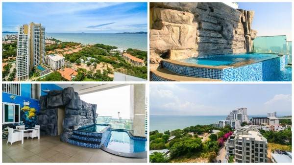 pic-15-Siam Properties Co.Ltd. cosy beach view Condominiums to rent in Pratumnak Pattaya