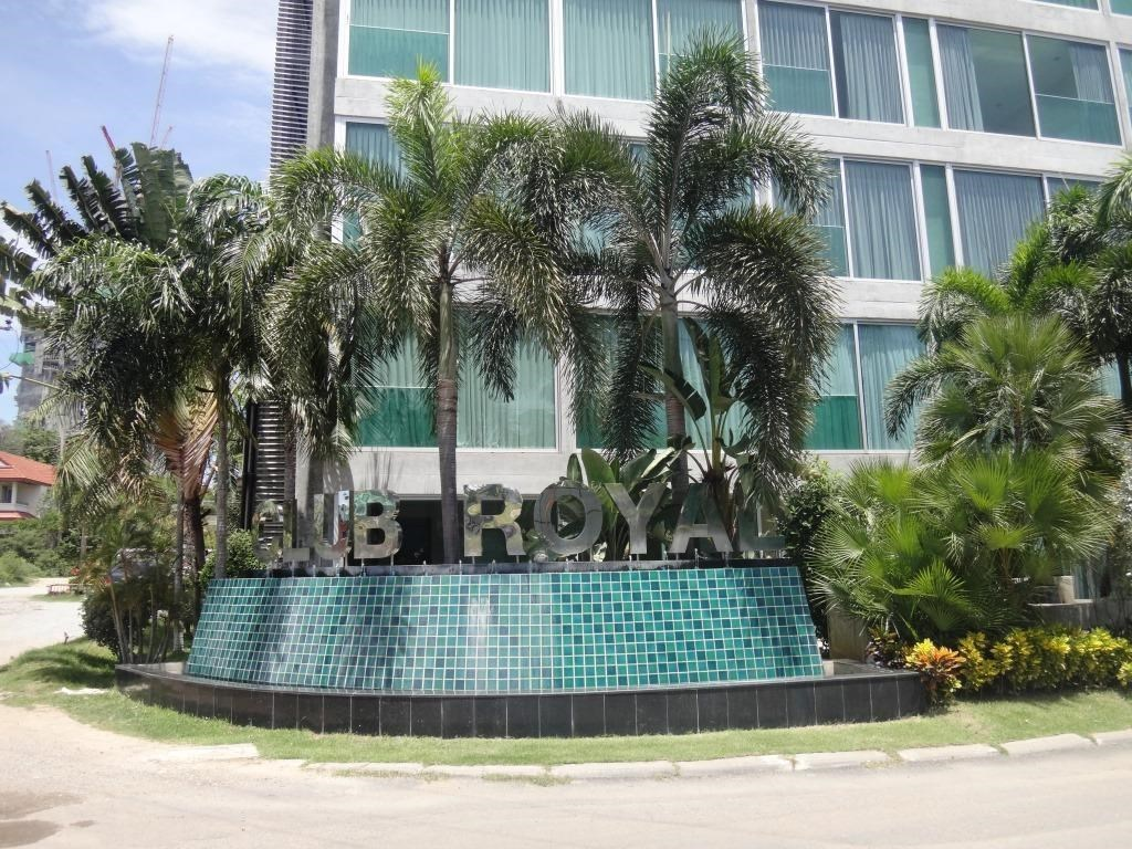 Club Royal Pool View Condo - Condominium - Na Kluea - Na Kluea Pattaya