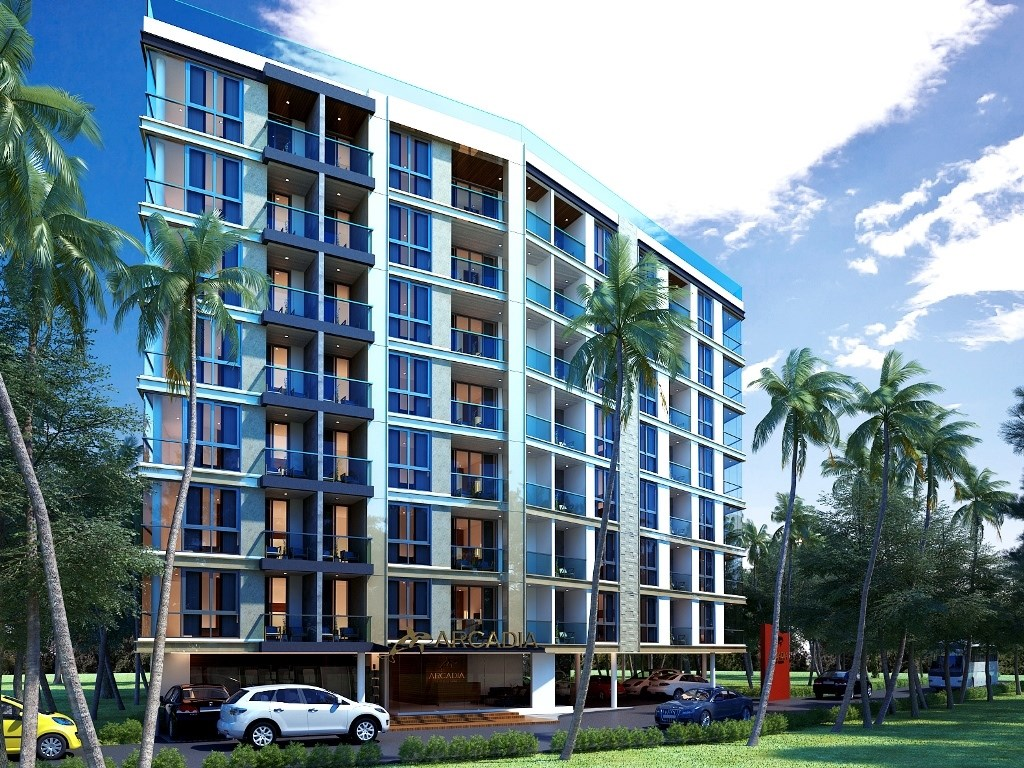 Arcadia Beach Resort Condominium  Pattaya for sale - Condominium - Pattaya - Pattaya, Pattaya, Chon Buri