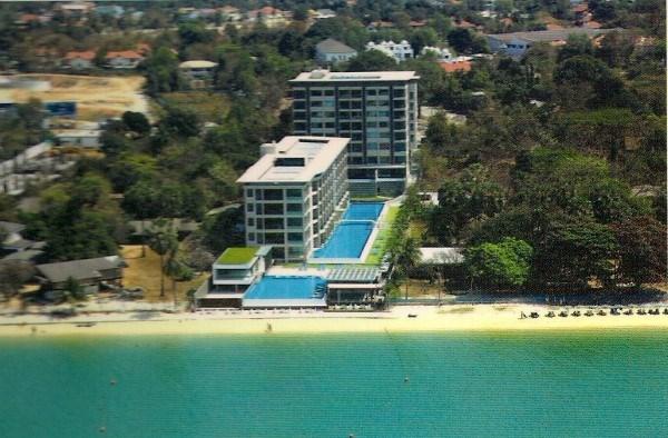 ananya beachfront condominium wongamat phases 3 & 4 for sale in Wong Amat Pattaya