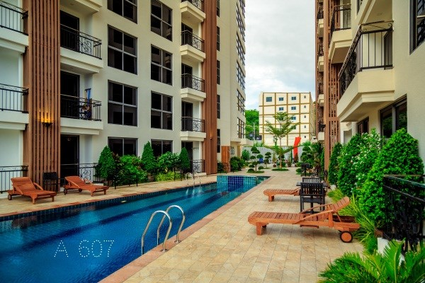 city garden pratumnak Condominiums for sale in Pratumnak Pattaya