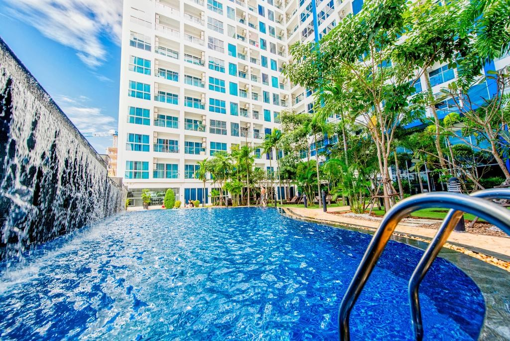 nam talay condominium for sale in Na Jomtien Pattaya