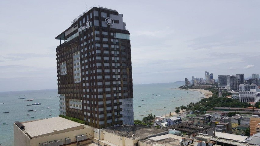 view talay pattaya beach condo 6 to rent in South Pattaya Pattaya