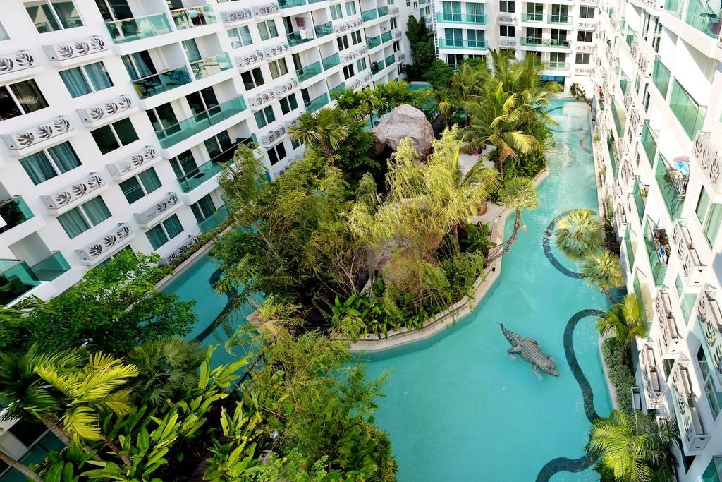 Amazon Residence  - Condominium - Pattaya - Pattaya