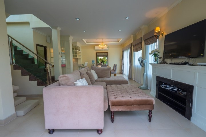 Baan Dusit house for sale in Pattaya - House - Jomtien East - Huai Yai