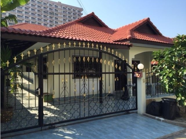 Royal Park Village House for sale in Pattaya - House - Jomtien - Jomtien,Pattaya