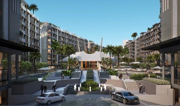 dusit grand park condominiums  in Jomtien