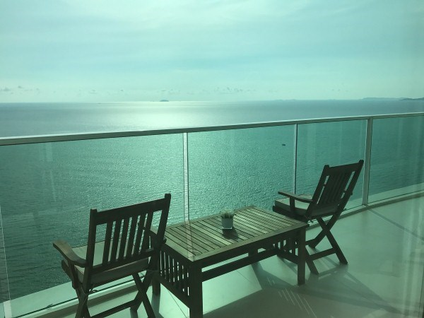 royal cliff - 192 sqm two bdr plus office for rent Condominiums to rent in Pratumnak Pattaya