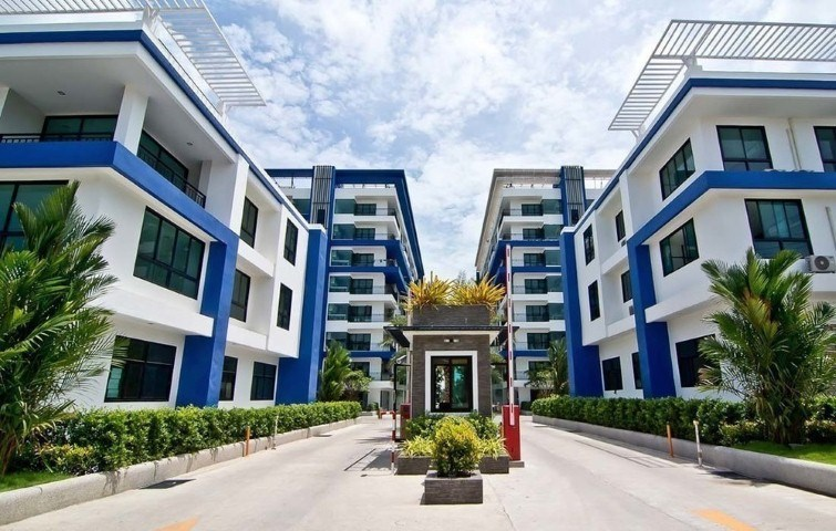 pic-3-Siam Properties Pattaya Co.Ltd The Blue Residence Condominiums for sale in South Pattaya Pattaya