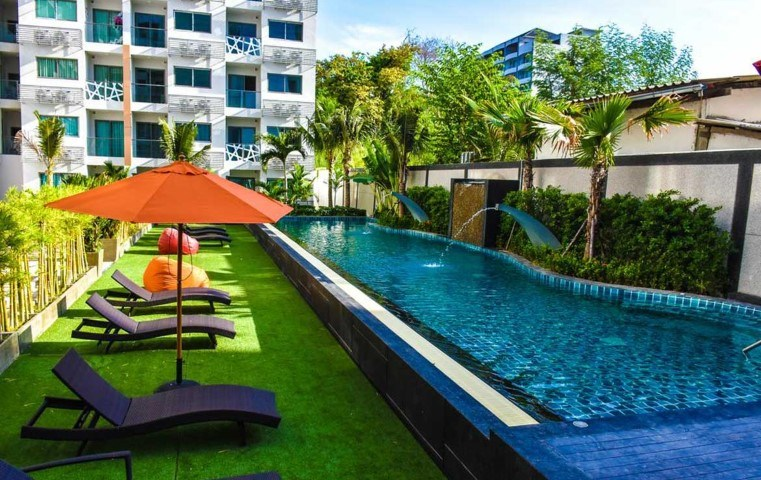 hagone condo for rent  to rent in South Pattaya Pattaya