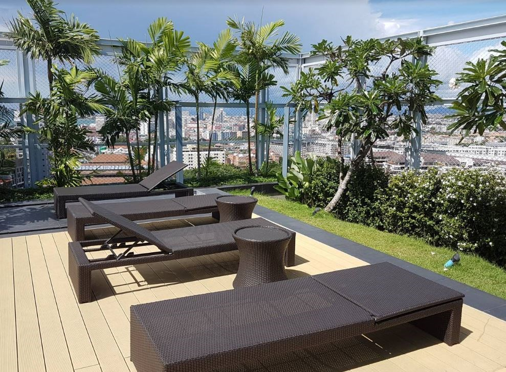 condo for rent and sale in pattaya