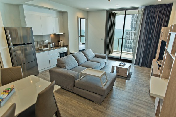 view talay 5 condominium for rent in jomtien  to rent in Pratumnak Pattaya