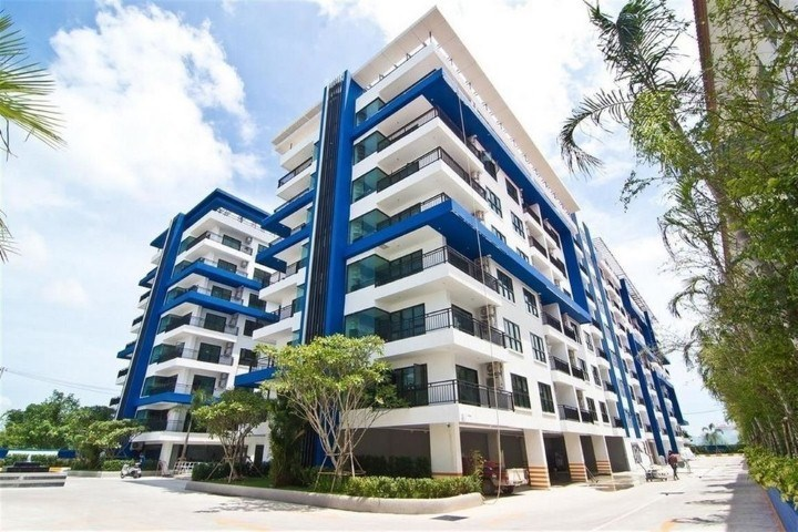 pic-4-Siam Properties Pattaya Co.Ltd The Blue Residence Condominiums for sale in South Pattaya Pattaya