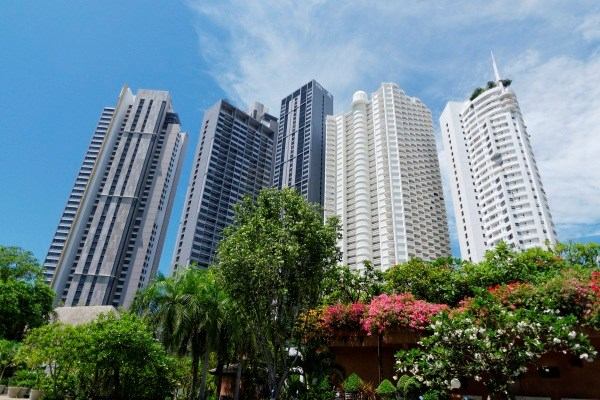zire wongamat condominiums  in Wong Amat