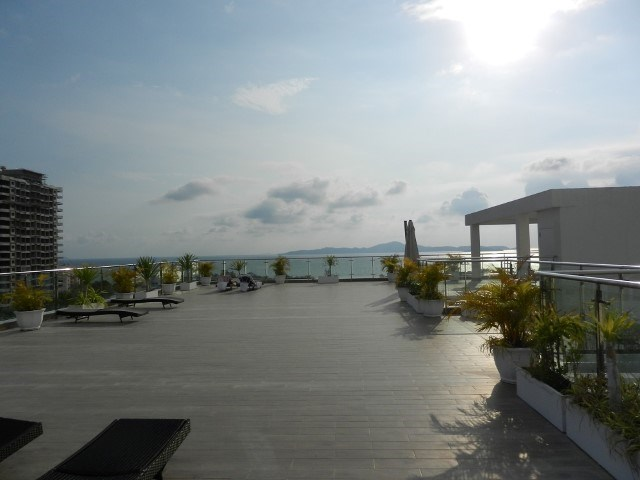 Rooftop Sea View
