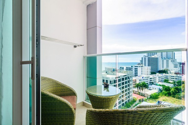 pic-6-Siam Properties Co.Ltd. cosy beach view Condominiums to rent in Pratumnak Pattaya